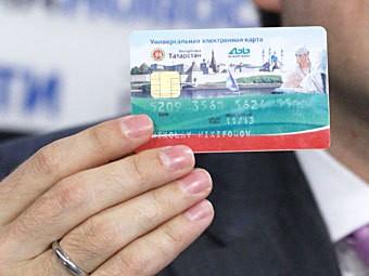 Выдачу универсальных электронных карт в России отложили на год