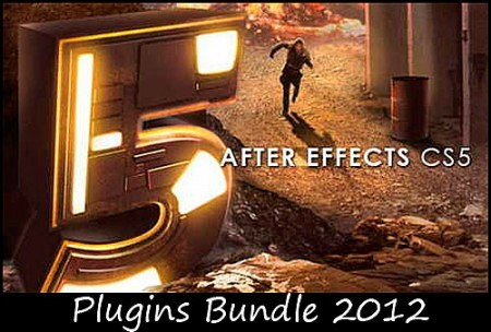 After Effects CS5 Plugins Bundle 2012