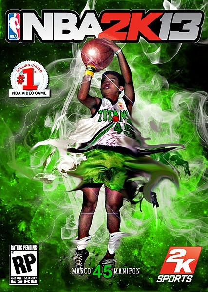 NBA 2K13 (2012/RUS/ENG/RePack by Audioslave)