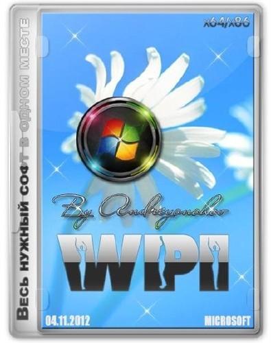 WPI DVD 04.11.2012 By Andreyonohov x86/x64 (RUS/2012)
