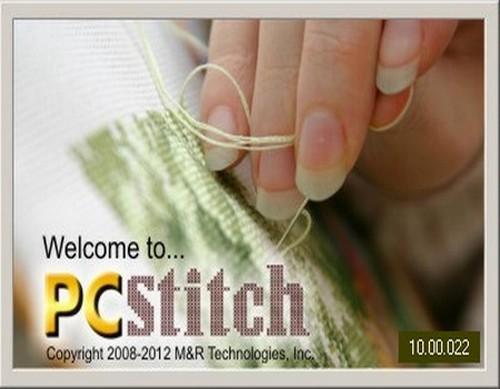 PCStitch 10.00.022