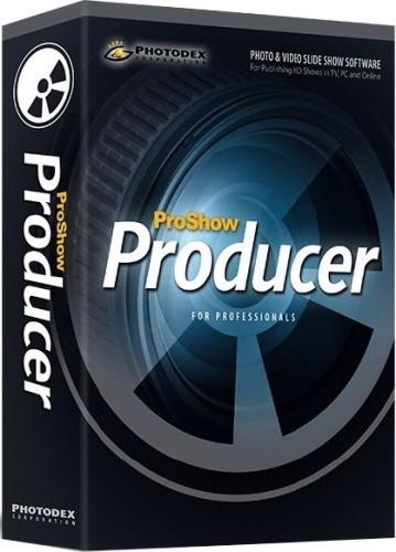 Photodex ProShow Producer 5.0.3297 (2012) PC | + ProShow StylePack