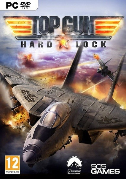 Top Gun Hard Lock (2012/MULTI5/Repack R.G. Origami)