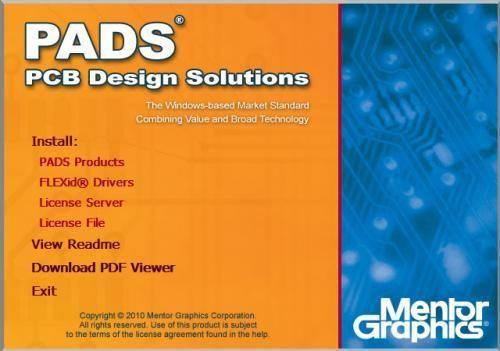 Mentor Graphics Pads 9.4.1 (x32/x64)