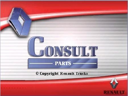 Renault Trucks Consult [ v. 4.16, 03/2011, Rus ]