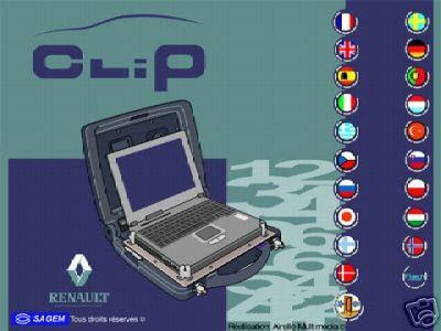 Renault Clip v.120 Multilanguage (06.2012)