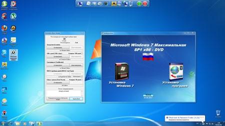 Se7en Максимальная SP1 x86/x64 + WPI (2011)