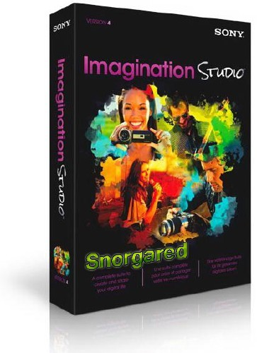 Sony Imagination Studio 4 (2012/ML)