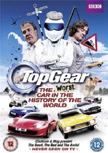 Топ Гир - Нелучший автомашина во потрясающе всемирной ситуации / Top Gear - The Worst Car in The History of The World / 2012 / BDRip