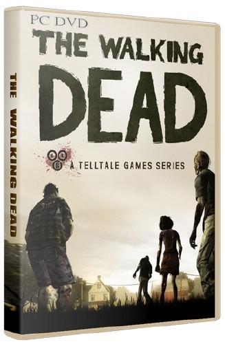 The Walking Dead: All Episodes (2012) PC | Лицензия