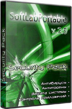 Классная программа SoftLabPortable 3.0 - Антивирусы и безопасность системы (04.06.2011)