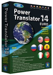 Power Translator Euro Edition 14 Multilanguage [Original]