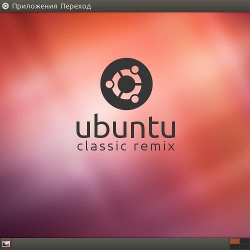 Ubuntu 12.04 Classic Remix
