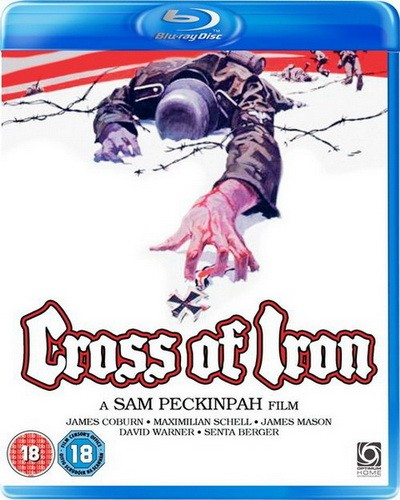 �������� ����� / Cross of Iron (1977) BDRip 720p