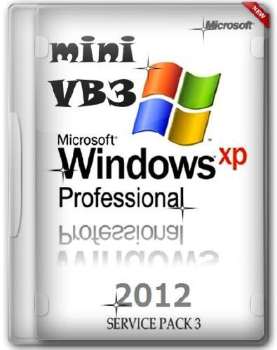 Windows XP SP3 mini VB3 в образе (Acron tib) (2012/Rus)