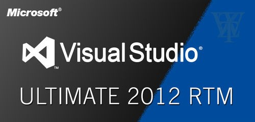 MICROSOFT VISUAL STUDIO ULTIMATE 2012 RTM ENGLISH-WZT