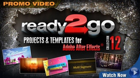 Ready2Go Collection 12 for After Effects