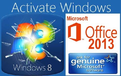 Activator KMSnano 5.3 Final AIO All Windows 7, 8 / Office 2010, 2013