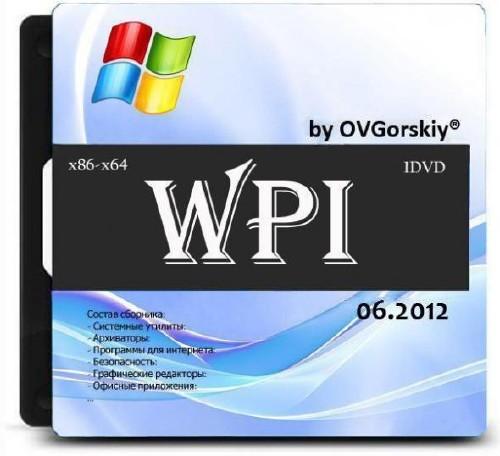 WPI by OVGorskiy� 06.2012 (1DVD/x86/x64)
