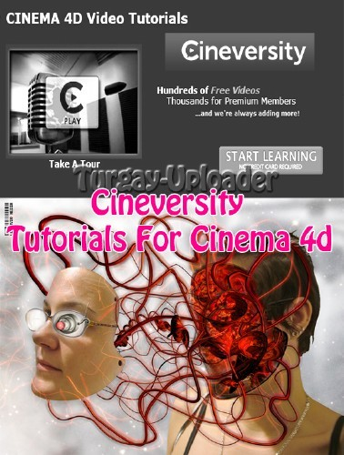 Cineversity Tutorials For Cinema 4d