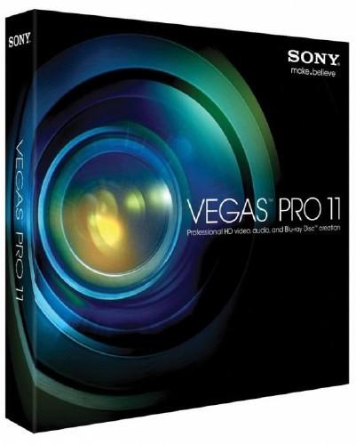 Sony Vegas Pro 11.0 Build 682/683 + Portable + Boris Continuum Complete 8 SVP v8.0.1 (ENG/RUS/2012)