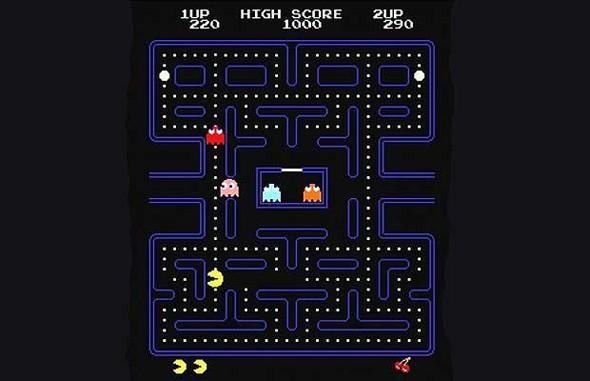 PacMan [1979, Лабиринт]