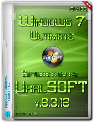 Windows 7 UralSOFT Ultimate 8.3.12 (x86/x64/RUS/2012)