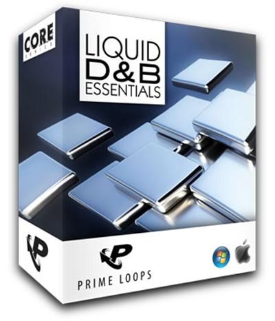 Prime Loops Liquid D&B Essentials MULTiFORMAT