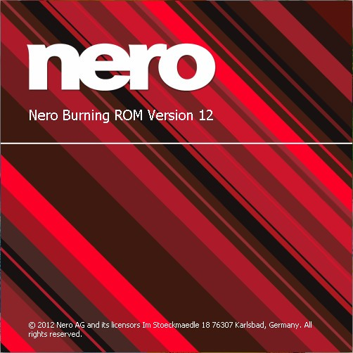 how to use nero burning rom to burn dvd