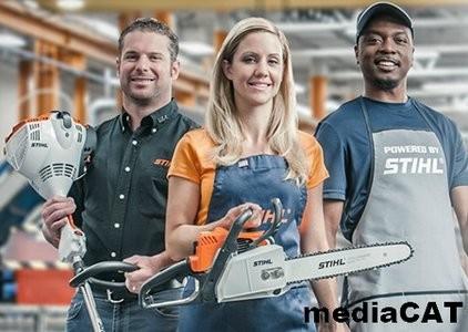 mediaCAT 2012.01 (Service Communication System STIHL)