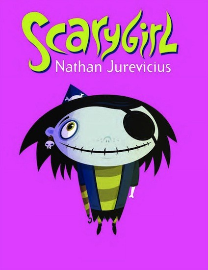 Scarygirl (2012/ENG/MULTi5)