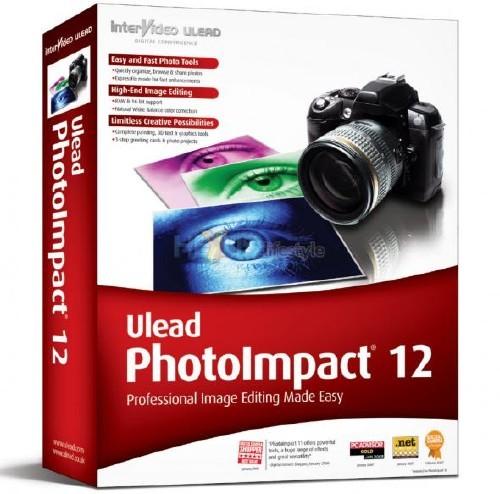 Ulead PhotoImpact 12 12.0.0.1 (2012/RU)