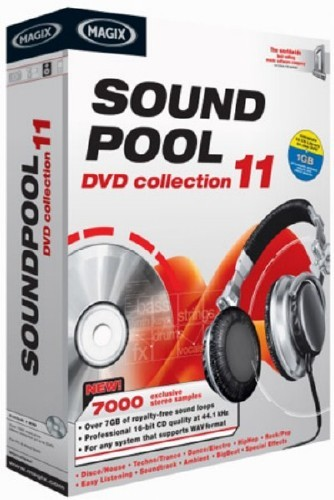 Magix Soundpool DVD Collection 11 Multi