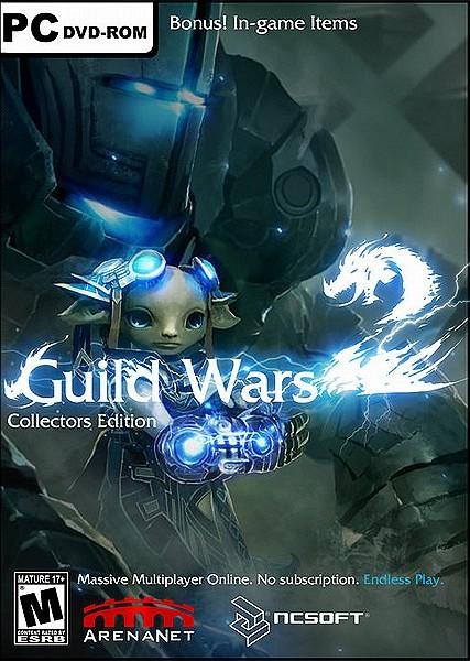 Guild Wars 2 (2012/ENG/Multi4)