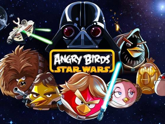 Angry Birds Star Wars HD (2012/ENG/Android/HD)