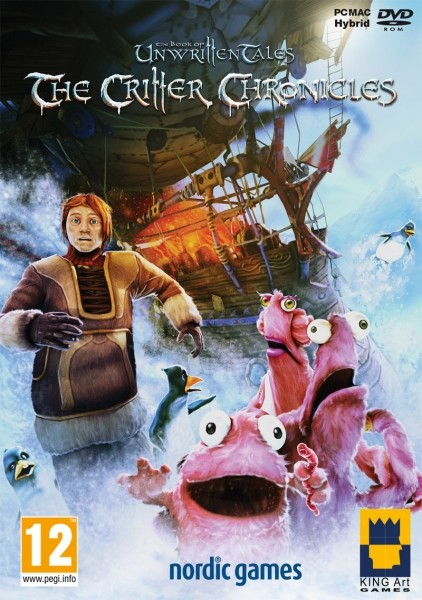The Book of Unwritten Tales: The Critter Chronicles (2012/RUS/ENG)