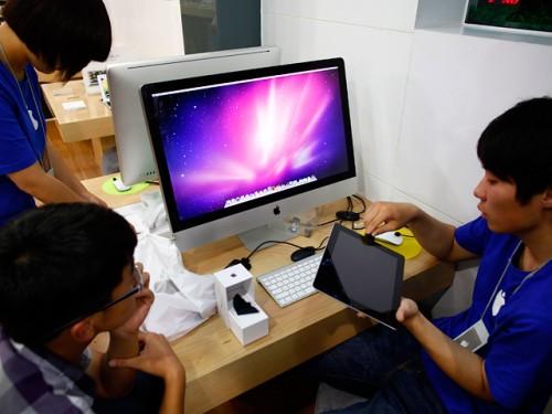 Apple вернет часть производства компьютеров из Китая в США