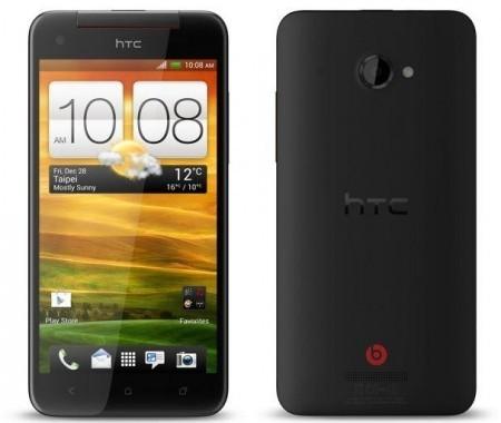 Международный анонс смартфона HTC Butterfly