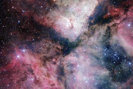 Снимок глубокого космоса разрешением 268 Мп