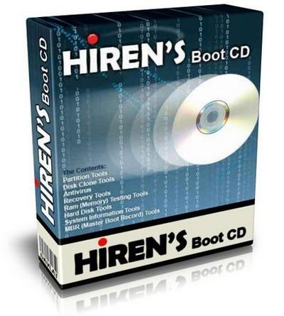 Hiren's BootCD 15.2 (Original)