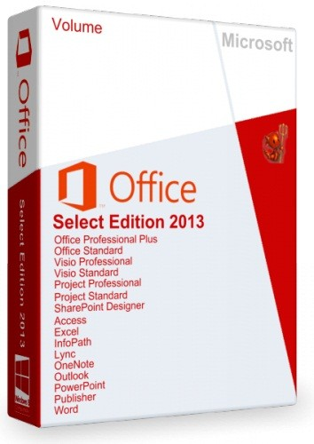 Microsoft Office Select Edition 2013 15.0.4420.1017 VL by Krokoz