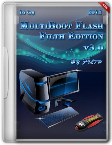 MultiBoot Flash Filth Edition 2012 v3.0 (RUS/ENG)