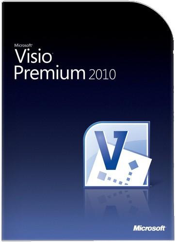 Portable Microsoft Visio Premium 2010 SP1 14.0 Rus