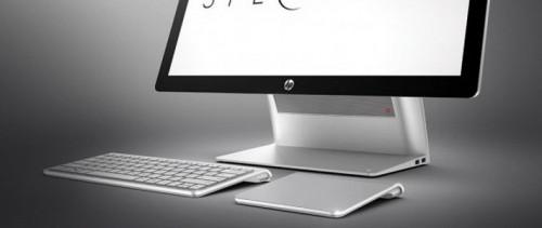 HP показала компьютер-моноблок премиум-класса SpectreONE