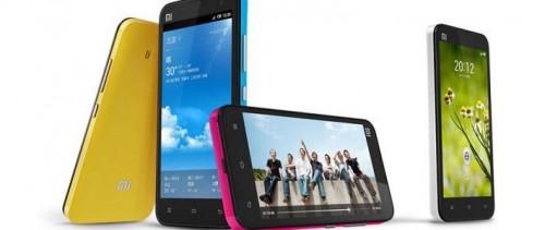 Xiaomi начнет продажи смартфона Mi-Two в октябре