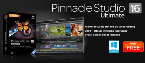 Pinnacle Studio Ultimate 16 v16.0.0.75 RUS + Content