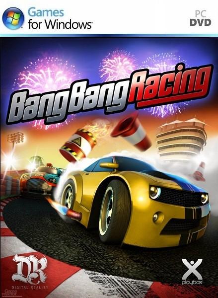 Bang Bang Racing (2012/ENG/MULTI5/RePack R.G. ReCoding)