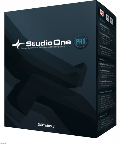 Presonus Studio One Professiona v2.0.6 WIN.OSX-AiR