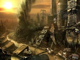 Земле грозит экологический апокалипсис
