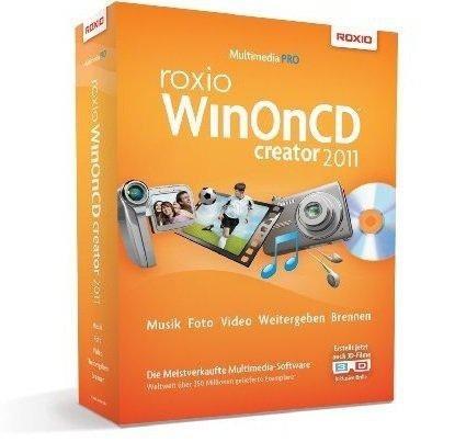 Roxio WinOnCD Creator 2011-RESTORE